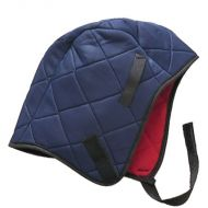 Winter Liner, Fleece Lined, Quilted Shell, Navy