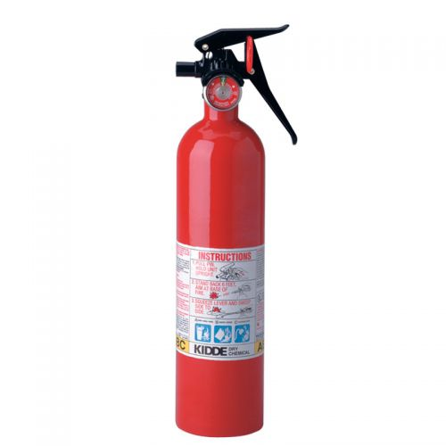 Fire Extinguisher 2.5 lb. with Bracket