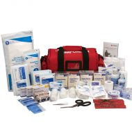 First Responder Kit, Large 158-Piece Red Bag, Portable