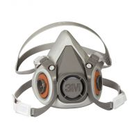 3M Half Mask Respirator, TPE