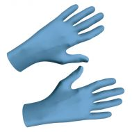 Nitrile Gloves, Powder Free, Economy Grade, 100/BX